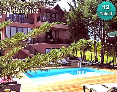 Villa Pine Garden Hotel A Va Otel F Rsatlar