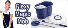 Flexy Magic Mob Temizlik Seti