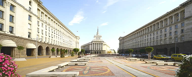 Ploshtat Nezavisimost Meydanı - Sofya
