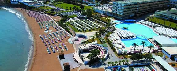 Acapulco Resort Hotel - İnce