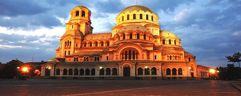 Alexander Nevsky Katedrali - Sofya