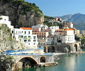 Amalfi Turu
