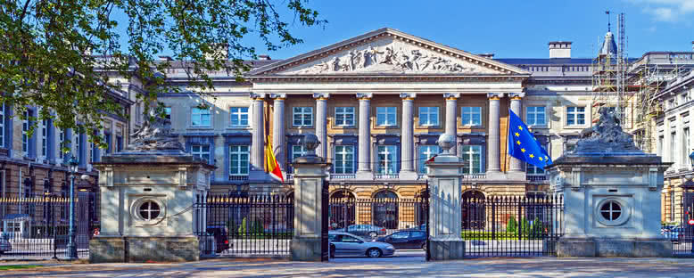 Belçika Federal Parlamentosu - Brüksel