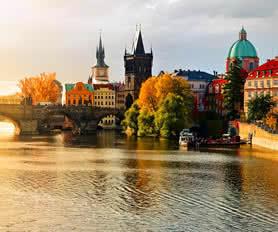 Prag orta avrupa