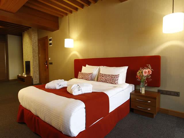 Çift kişilik oda abant aden boutique hotel spa