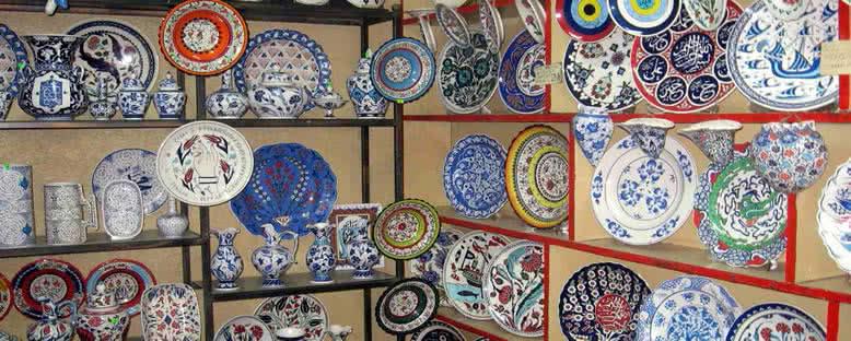 Çini Mağazası - İznik
