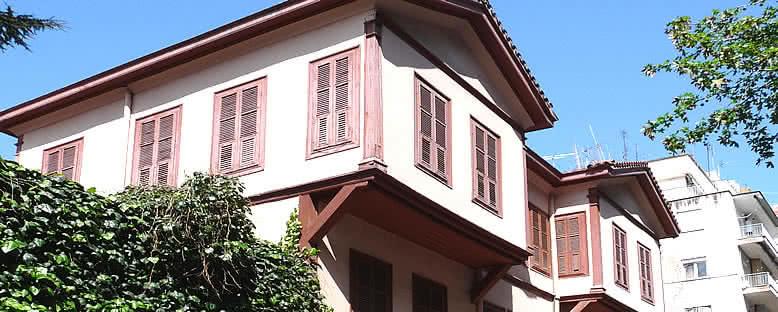 Atatürk Evi ve Müzesi - Selanik