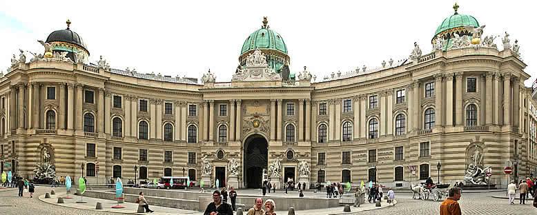 Hofburg Sarayı - Viyana