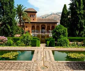 Granada tatili