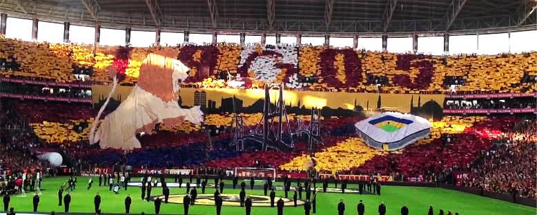 Galatasaray Maç Turu - Ultra Aslan