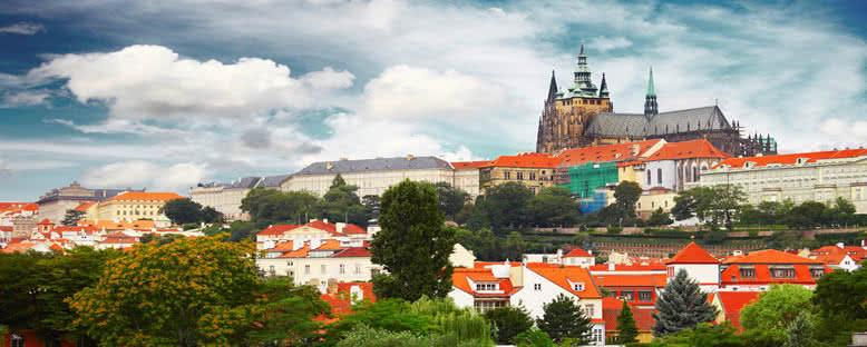 Hradcany Bölgesi - Prag