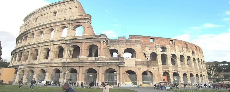 Kolezyum - Roma