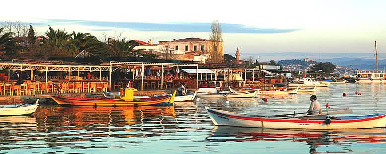 Liman Bölgesi - Ayvalık