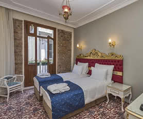 By Murat Crown Hotel Asmalımescit - Küçük