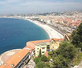 Nice Kıyıları