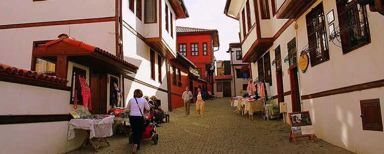 Odunpazarı Sokakları - Eskişehir