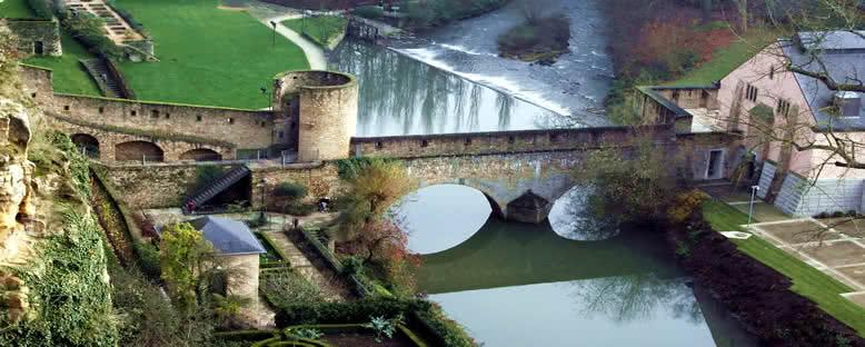 Ortaçağ Surları - Lüksemburg