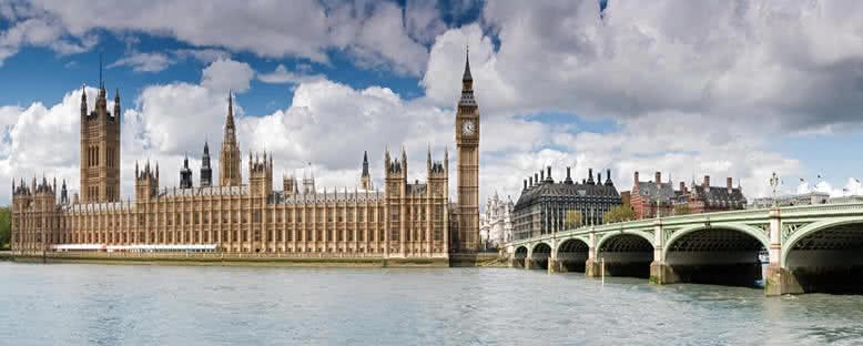 Parlamento Binası ve Big Ben Saat Kulesi - Londra