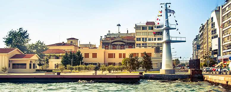 Şehir Kıyıları - Selanik
