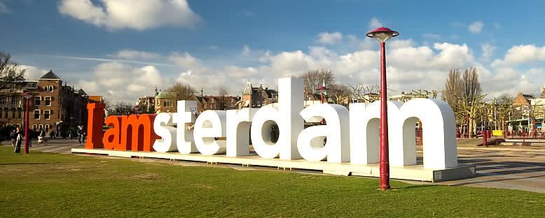 Şehir Simgesi - Amsterdam