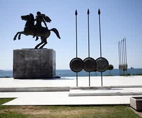 Selanik Heykel