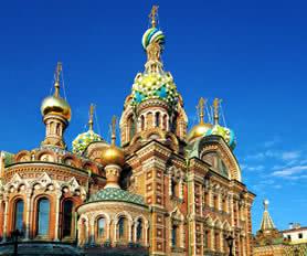 St. Petersburg Turları