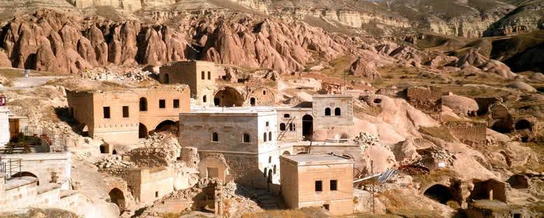 Taş Evler - Kapadokya