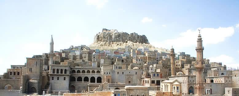 Taş Evler ve Tarihi Merkez - Mardin