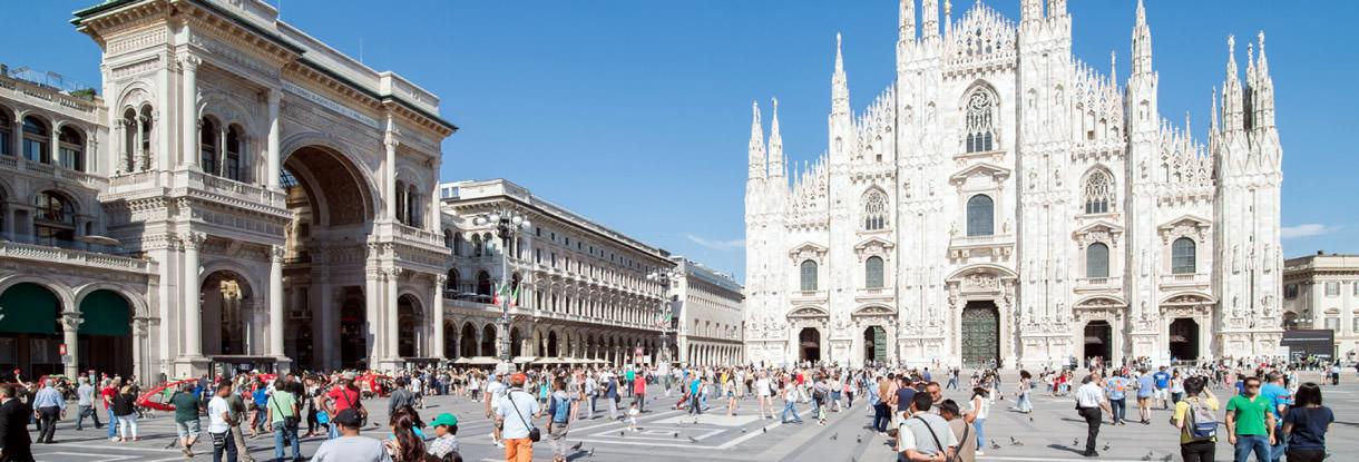 Milano ve Göller Bölgesi