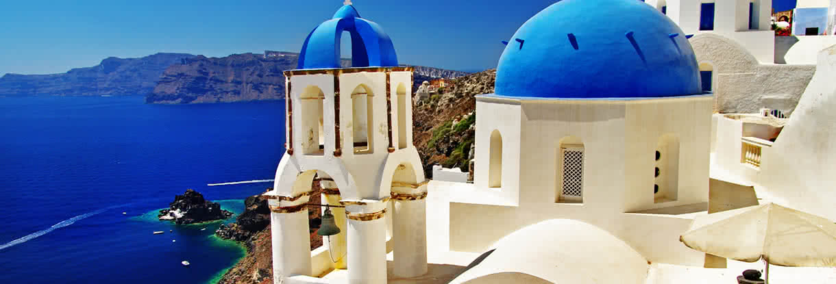 Yunan Adaları Sizi Bekliyor!