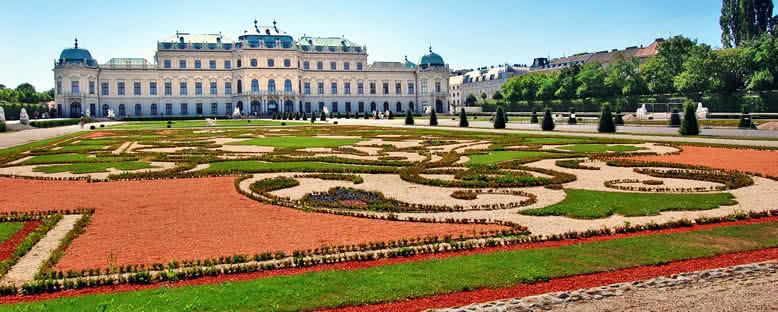 Belvedere Sarayı ve Bahçeleri - Viyana