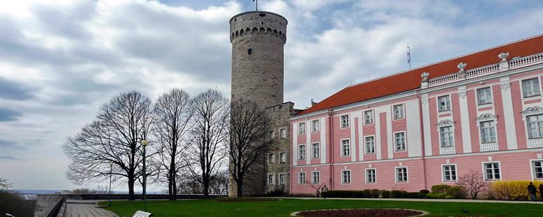 Tall Hermann Kulesi - Tallinn