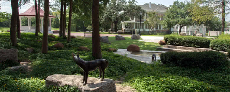 Tranquillity Park - Houston