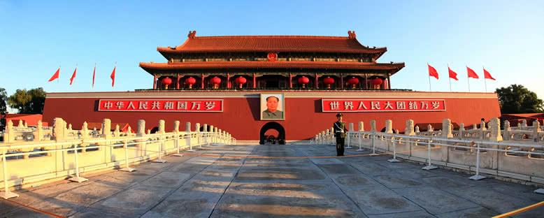 Tiananmen Meydanı - Pekin
