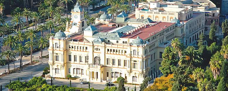 Belediye Binası - Malaga