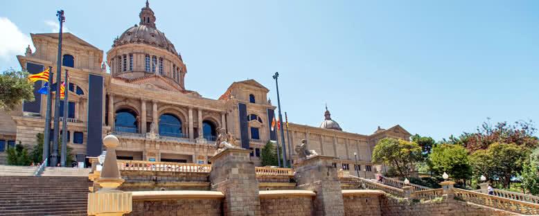 Barselona Ulusal Müzesi - Barcelona