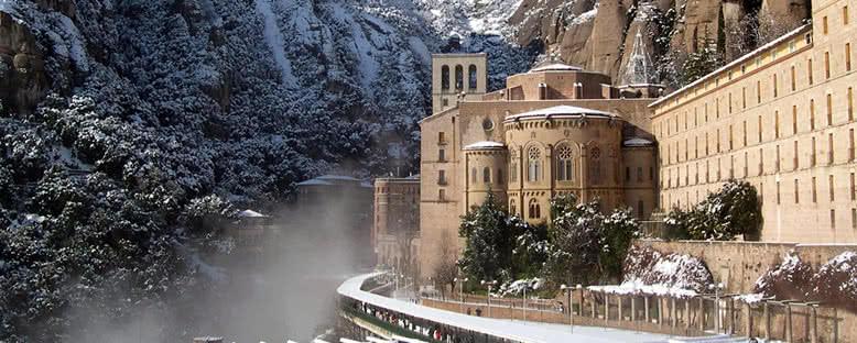 Montserrat Manastırı - Barcelona