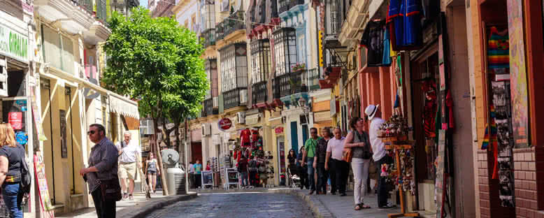 Kent Sokakları - Sevilla