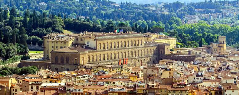Palazzo Pitti - Floransa