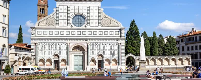 Santa Maria Novella Kilisesi - Floransa