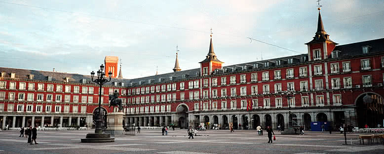 Plaza Mayor - Madrid