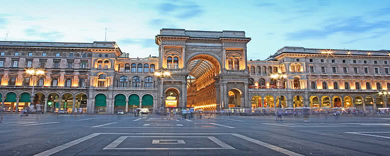 Vittorio Emanuele II - Milan