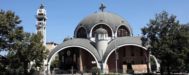 St. Clement Ortodoks Kilisesi - Üsküp