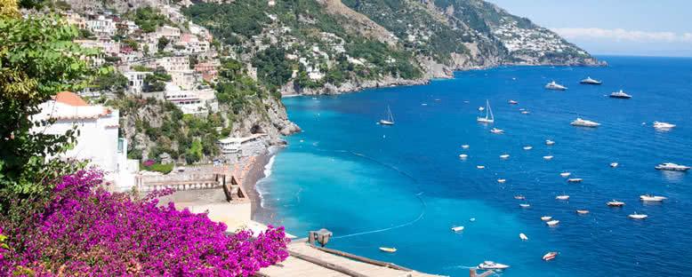 Kıyı Manzarası - Positano