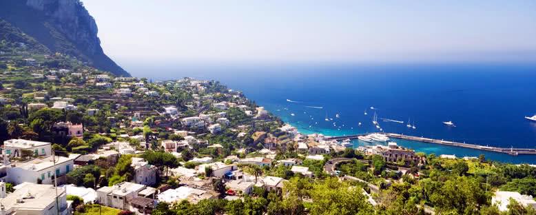 Ada Görünümü - Capri