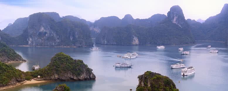 Tekne Gezileri - Halong Bay