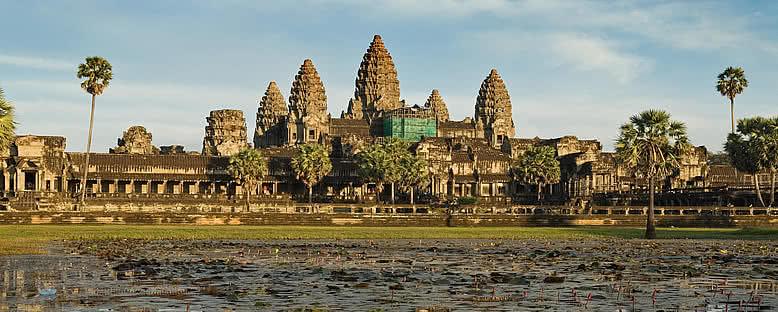 Angkor Wat Tapınağı - Siem Reap