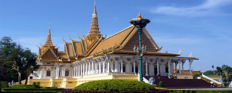 Kraliyet Sarayı - Phnom Penh