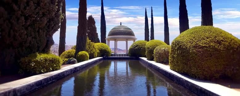 Botanik Bahçesi - Malaga