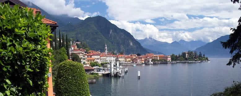 Menaggio Kıyıları - Como